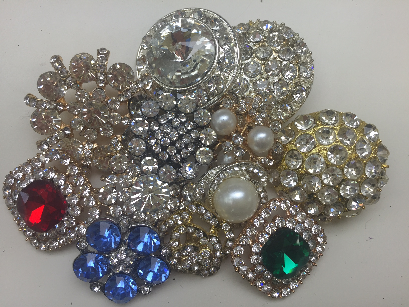 Shop Crystal Buttons